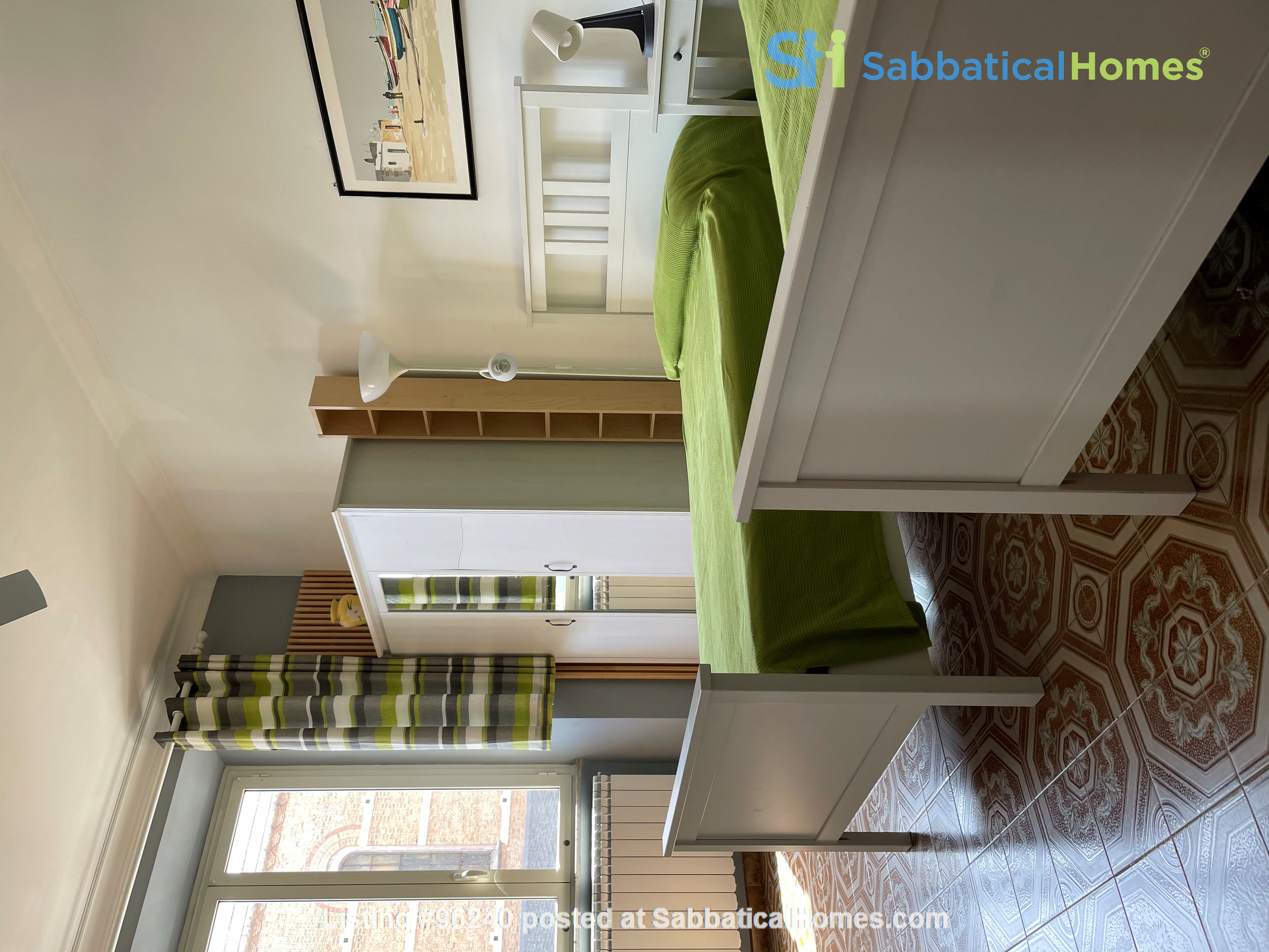 Colors of Testaccio, well-lit and terraced apartment in Rome Home Rental in Rome, Lazio, Italy 8