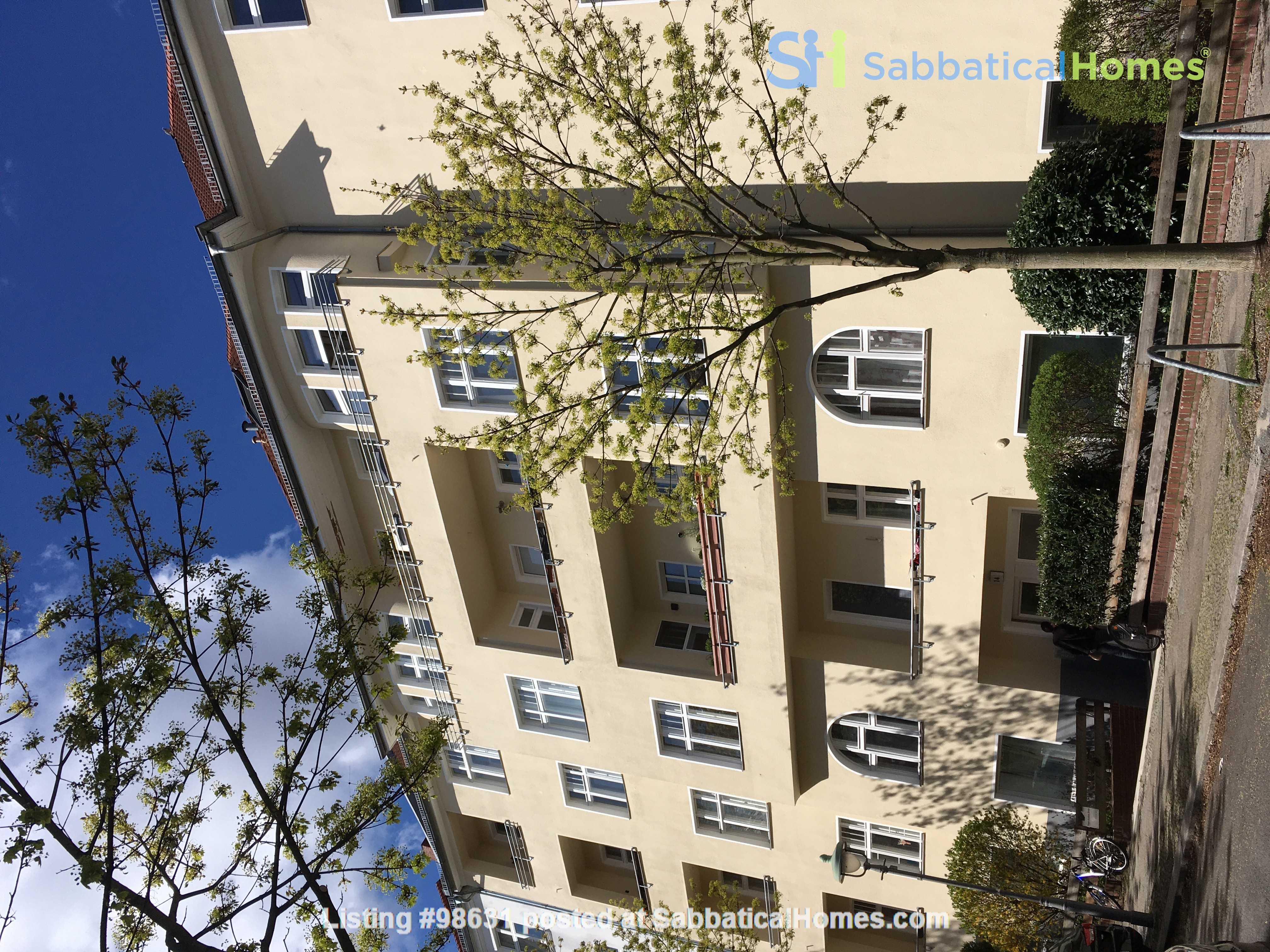 1-room-appartment full of light in Steglitz Home Rental in Berlin, Berlin, Germany 8