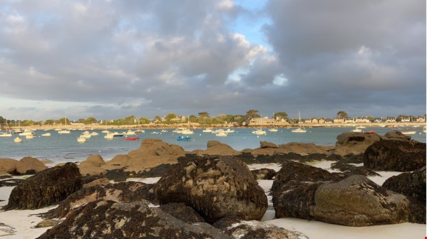 Brittany small holiday house by the sea Home Rental in Brignogan-Plage 0 - thumbnail