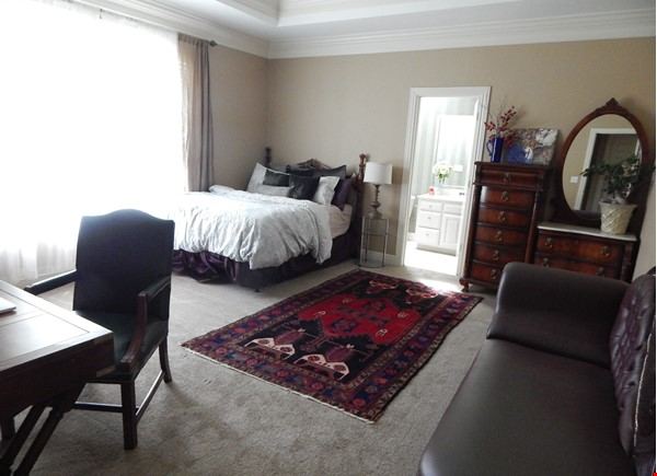 well-appointed 3000 sqft tranquil home with a view of Boston Mountains Home Rental in Fayetteville 5 - thumbnail