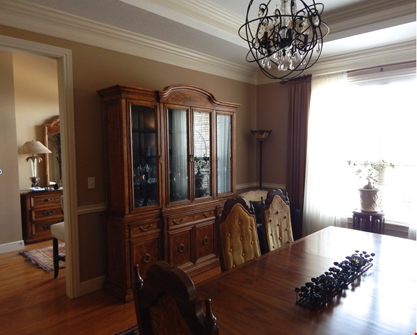 well-appointed 3000 sqft tranquil home with a view of Boston Mountains Home Rental in Fayetteville 3 - thumbnail