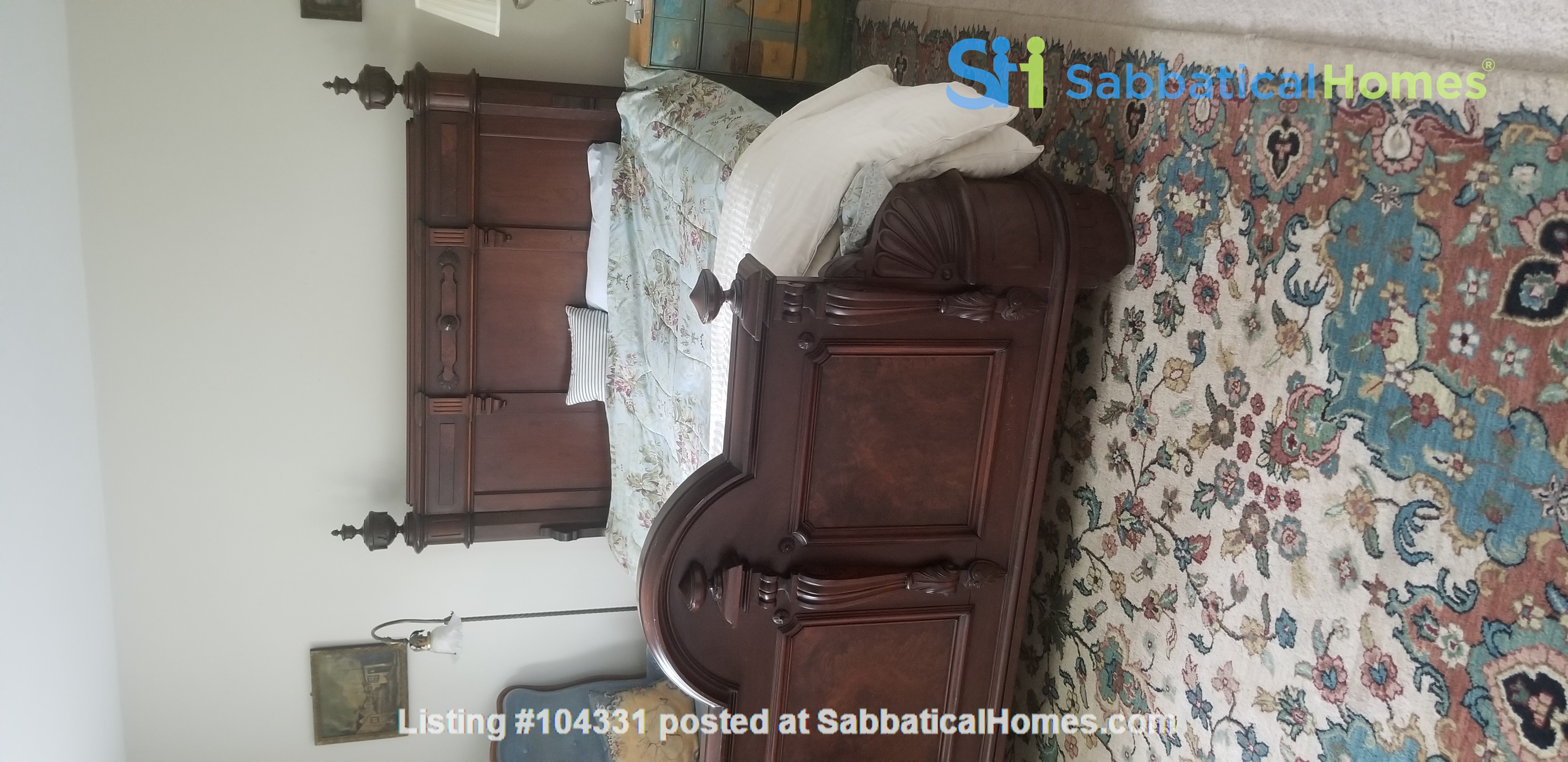 Large 5 bedroom/4 baths house in hospitable quiet neighborhood, close to DC Home Rental in Chevy Chase, Maryland, United States 7
