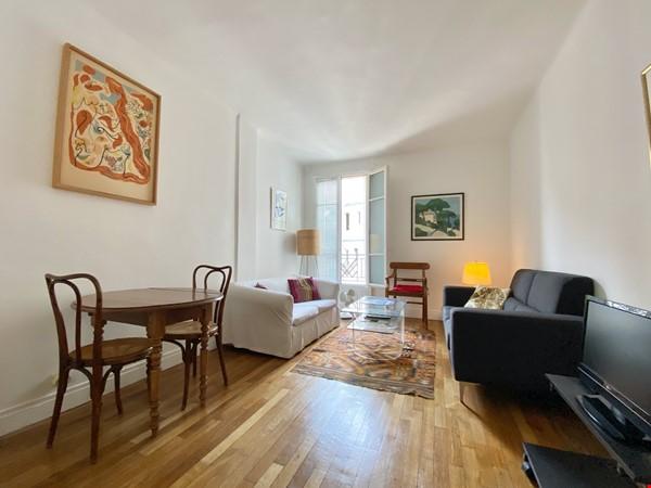 Apartment for rent in Paris XVIeme Home Rental in Paris 1 - thumbnail