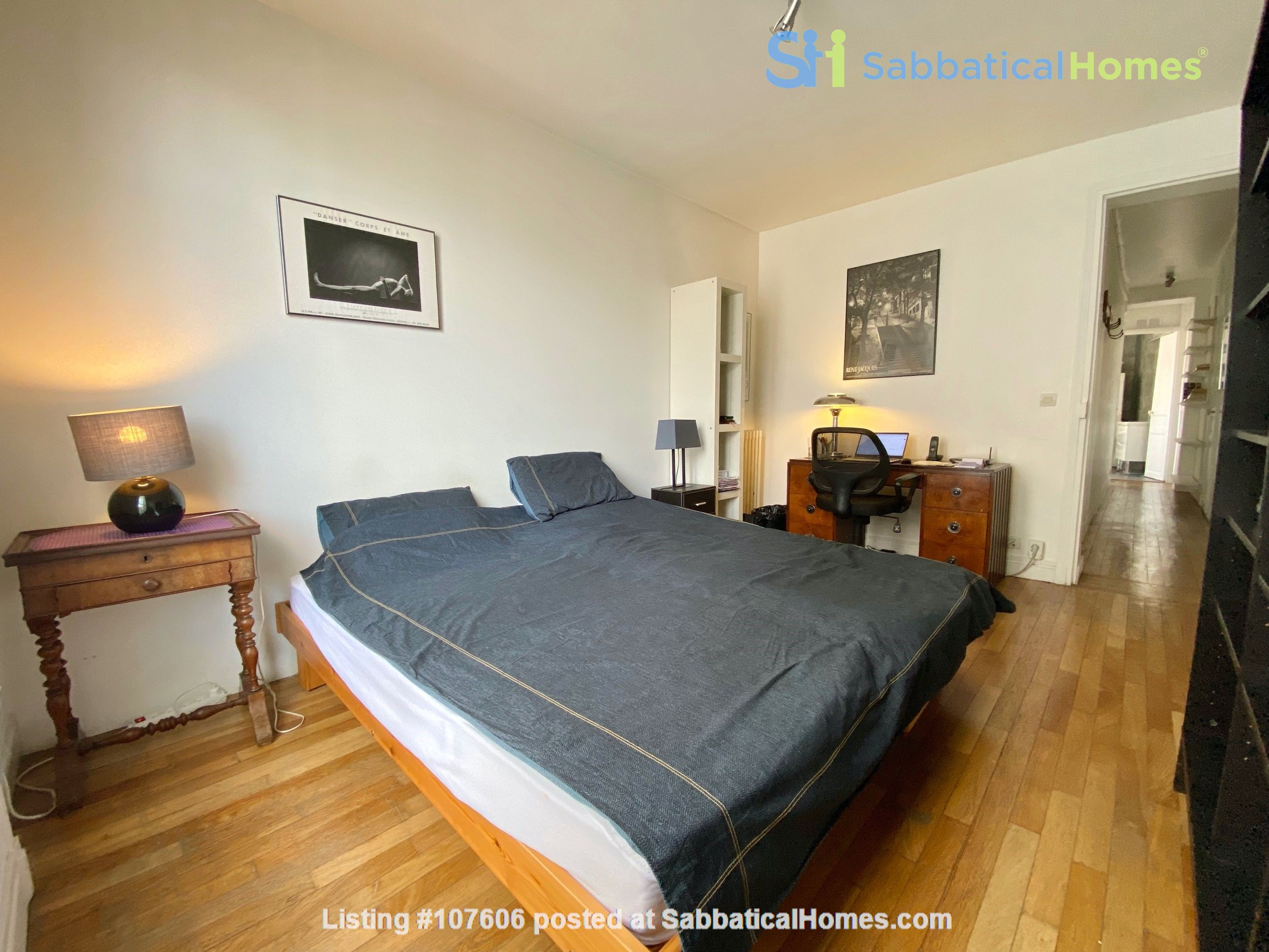 Apartment for rent in Paris XVIeme Home Rental in Paris 2