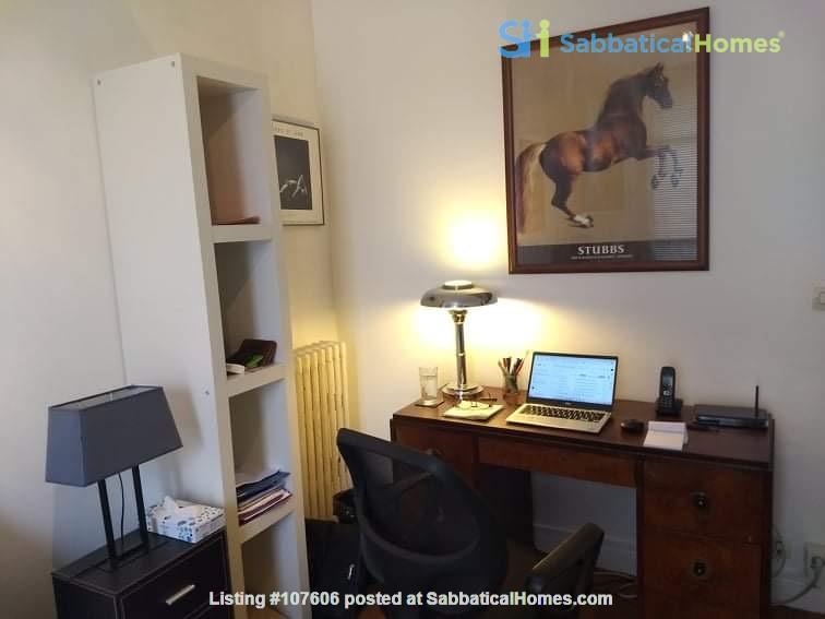 Apartment for rent in Paris XVIeme Home Rental in Paris 5