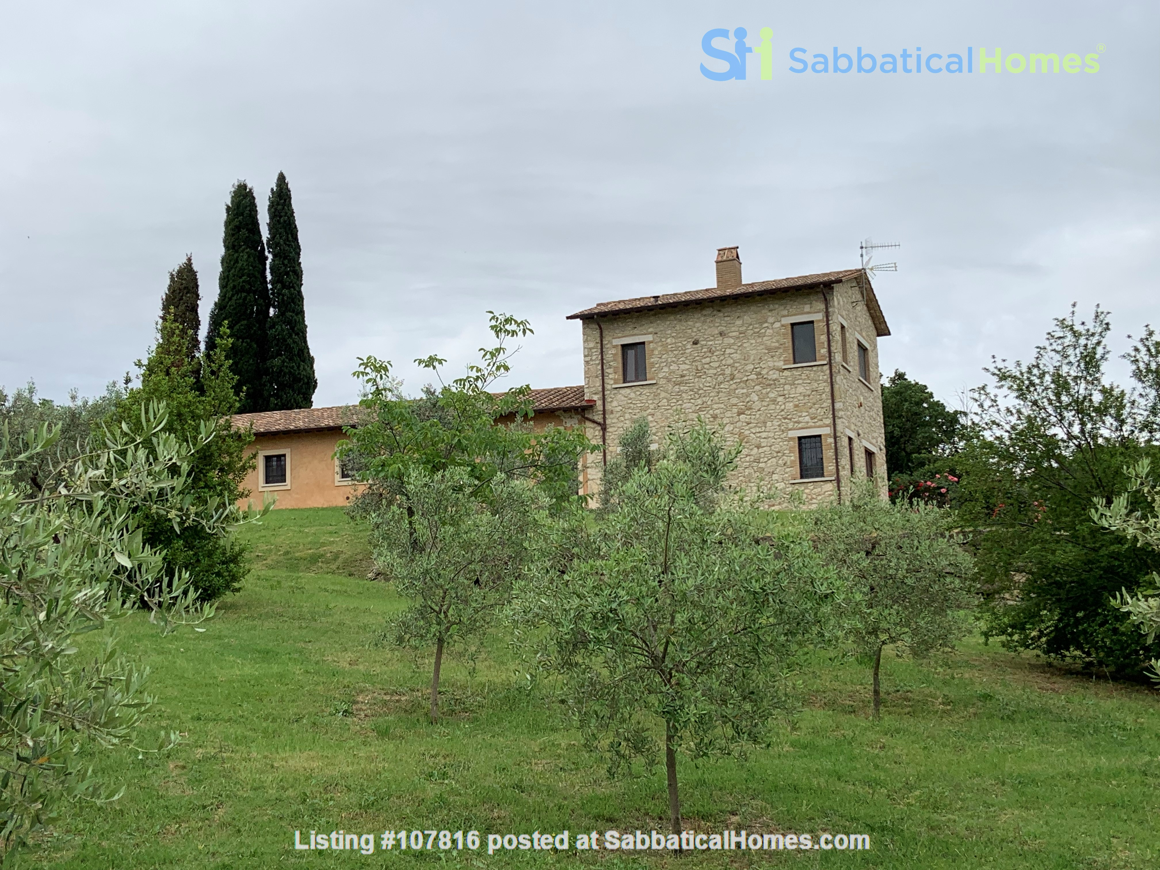 Italian Green Dreamhouse in Umbria Home Rental in Guardea, Umbria, Italy 2