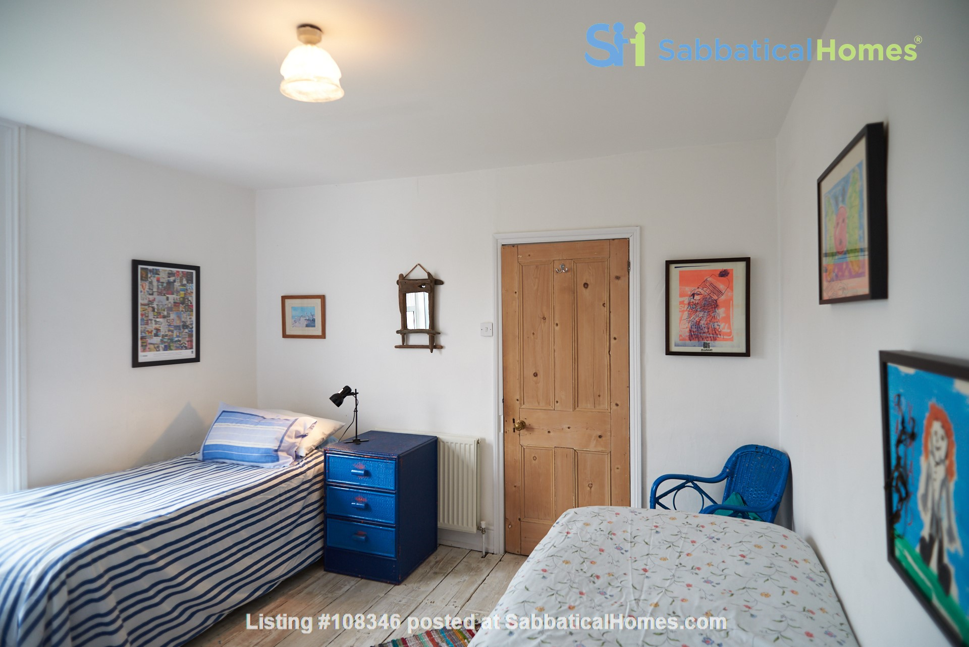 Georgian seaside townhouse with garden, perfect for Golf Open Championship Home Rental in Kent, England, United Kingdom 8