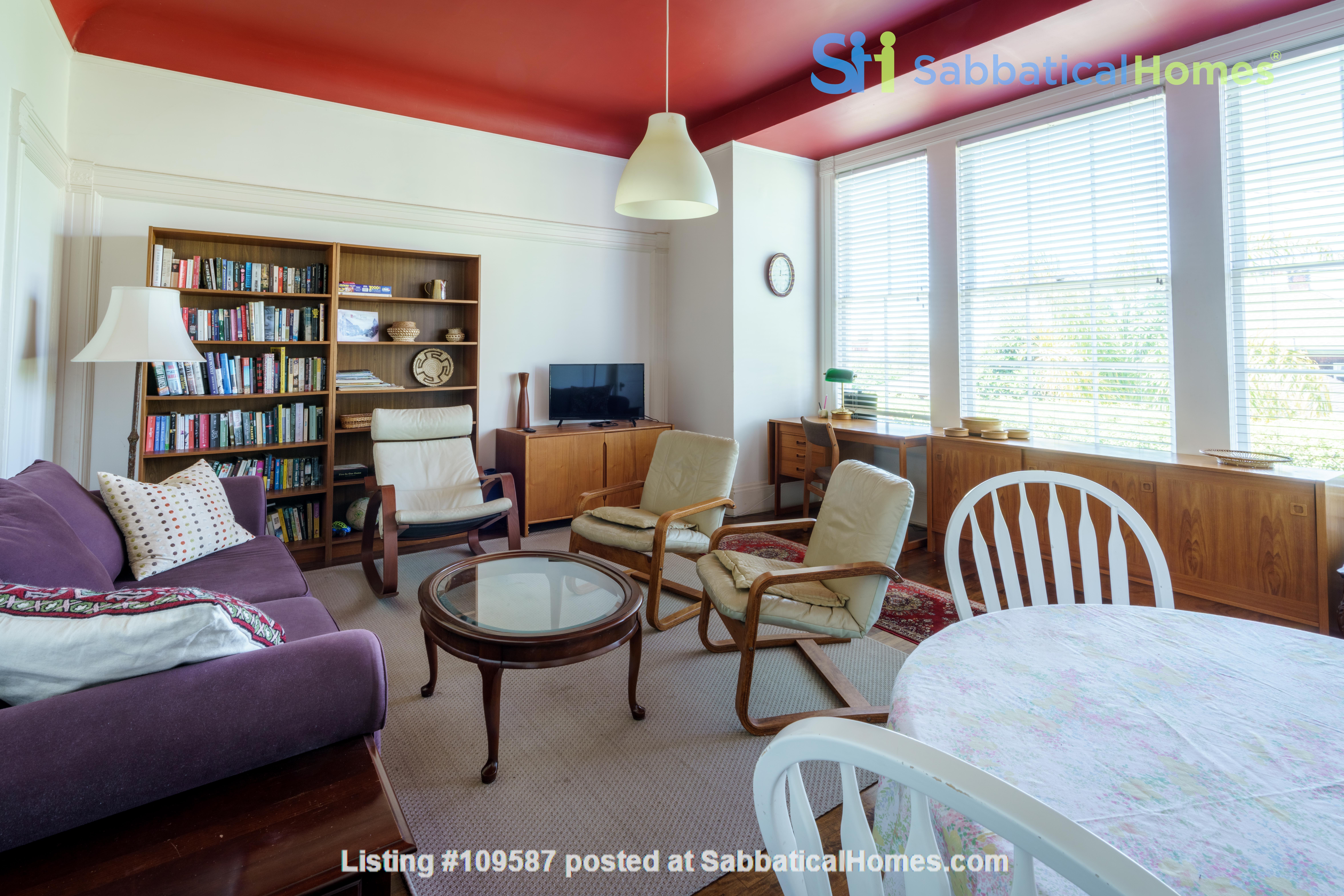 1335 Oxford Home Rental in Berkeley, California, United States 7