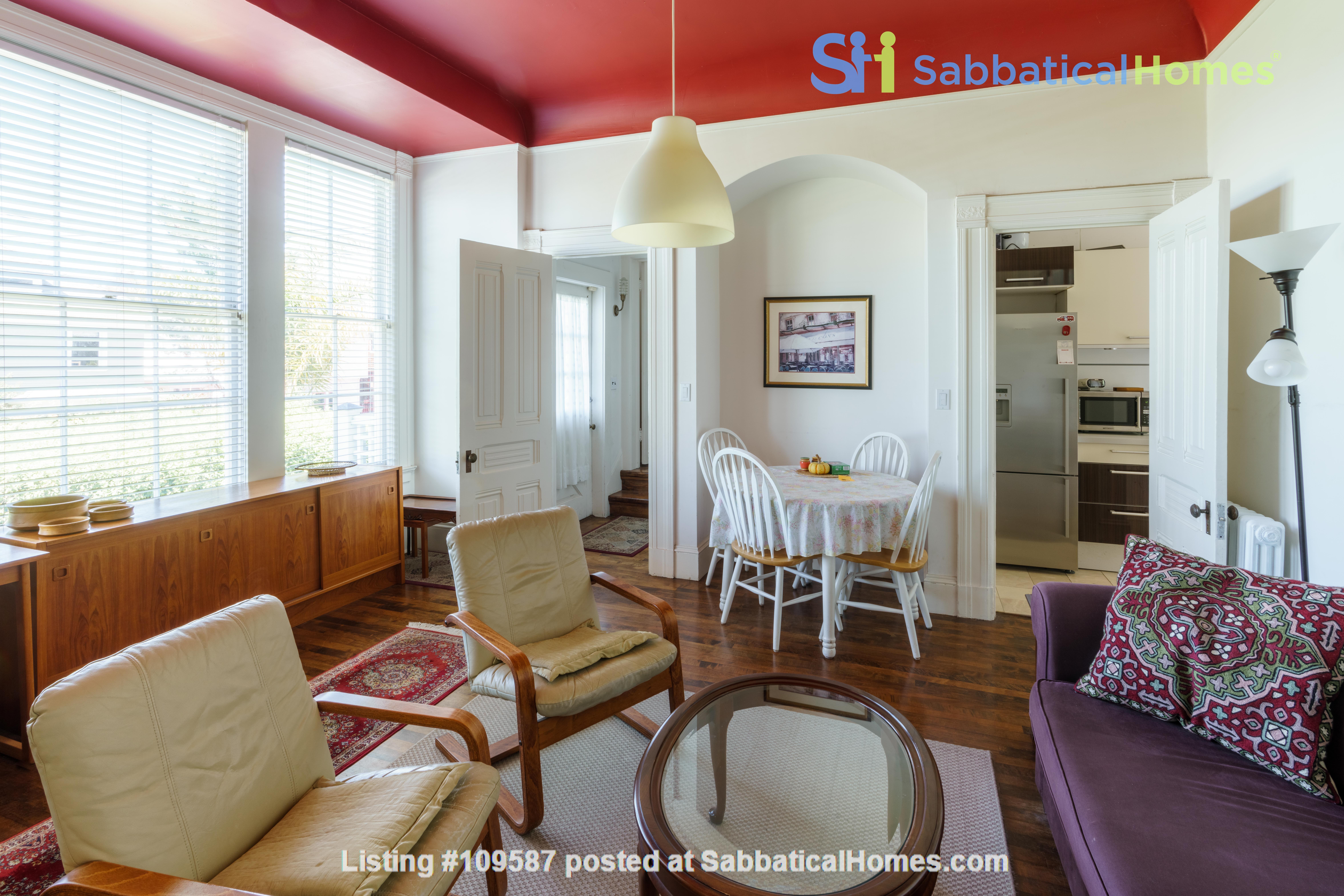 1335 Oxford Home Rental in Berkeley, California, United States 2