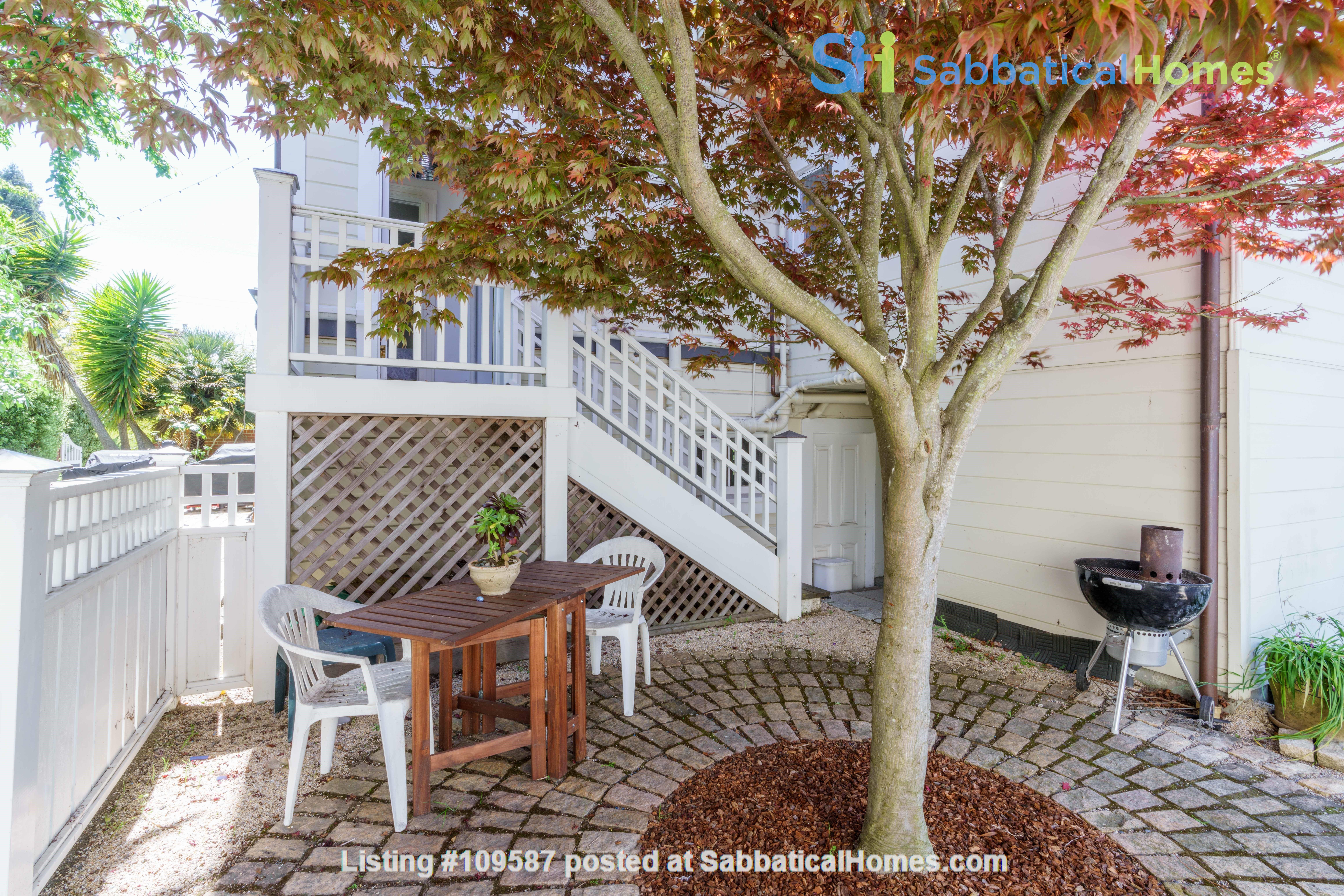 1335 Oxford Home Rental in Berkeley, California, United States 9