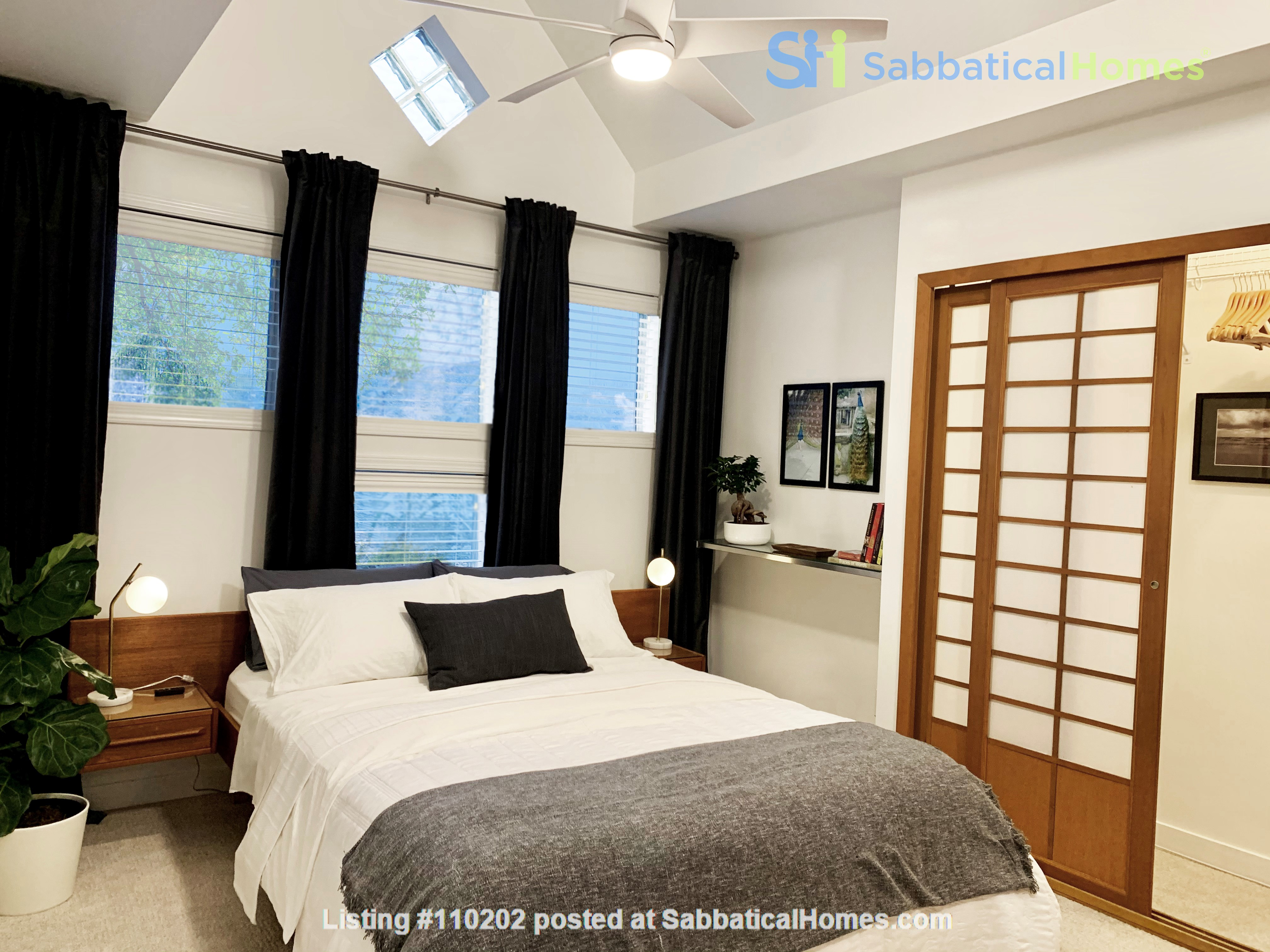 Furnished 2 Bdrm Townhouse in Kitsilano (near UBC) Home Rental in Vancouver, British Columbia, Canada 6