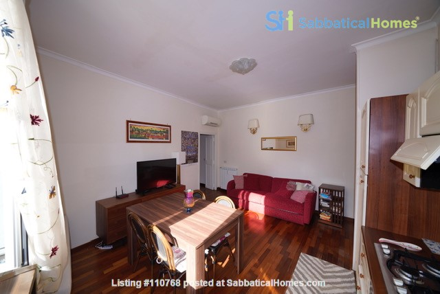 Colosseum charming apartment  (2-7 guests) Home Rental in Roma, Lazio, Italy 0