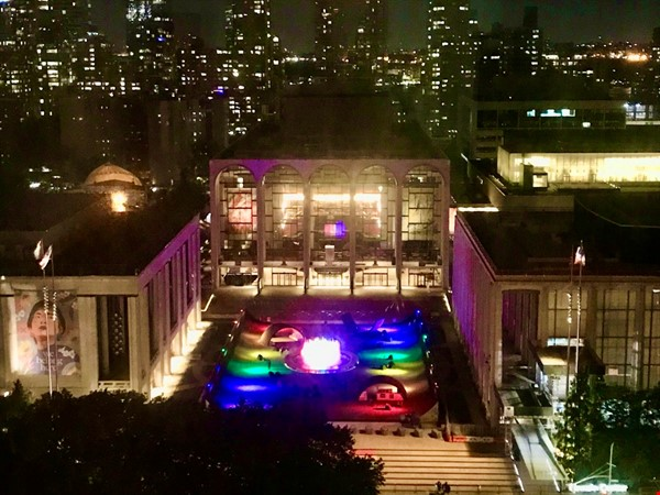 1BR apartment with fantastic view of Lincoln Center; Upper West Side Home Rental in New York 0 - thumbnail