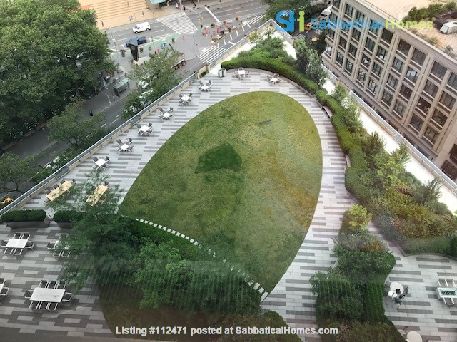 1BR apartment with fantastic view of Lincoln Center; Upper West Side Home Rental in New York, New York, United States 8
