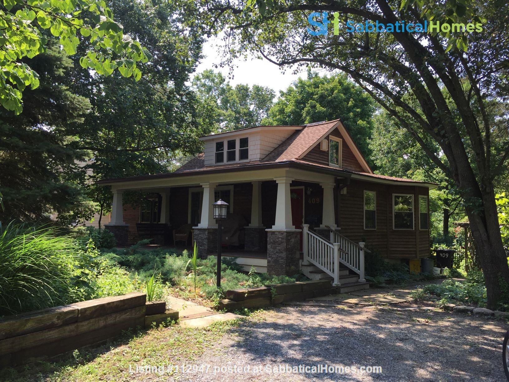 Summer 2021 Rental in Takoma Park, MD Home Rental in Takoma Park, Maryland, United States 0