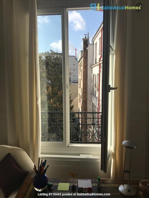 Charming Parisian Apartment  (near a  PARK) Home Rental in Paris, Île-de-France, France 6