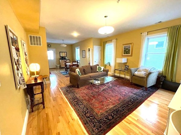 Turn-key, fully furnished 1 bedroom w/large office, includes ALL utilities Home Rental in Somerville 0 - thumbnail