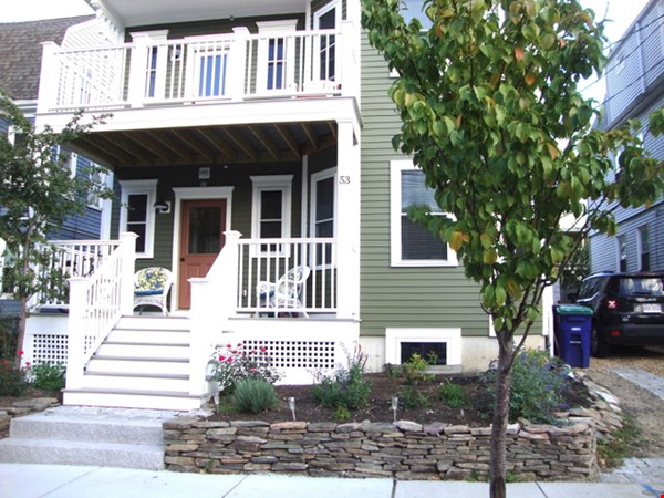 Turn-key, fully furnished 1 bedroom w/large office, includes ALL utilities Home Rental in Somerville 8 - thumbnail