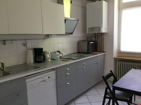 Furnished flat in Berlin Tiergarten, bright and quiet Home Rental in Berlin 7 - thumbnail