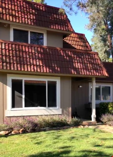 Fully Furnished Quiet 1BR/1.5BA Cupertino Townhouse Home Rental in Cupertino 0 - thumbnail