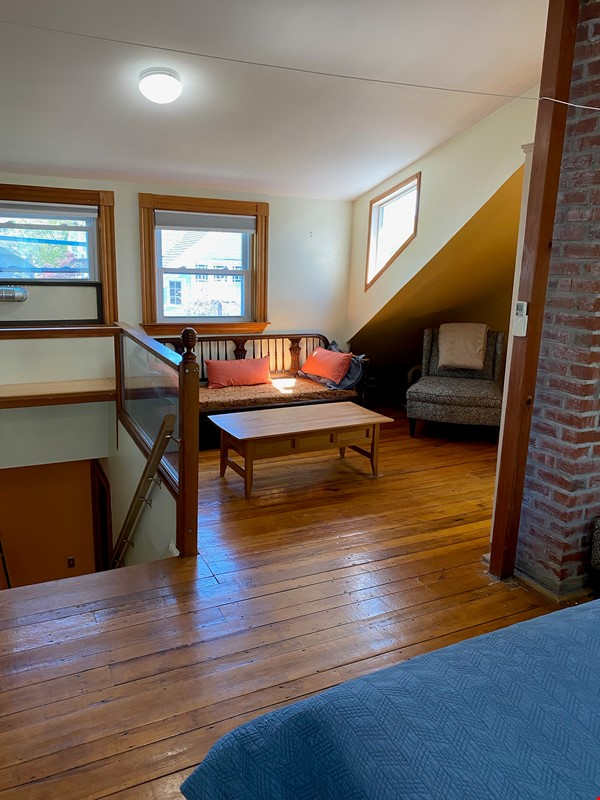 Two bedroom duplex, Harvard, Charles River. Shared private Garden Home Rental in Cambridge 7 - thumbnail