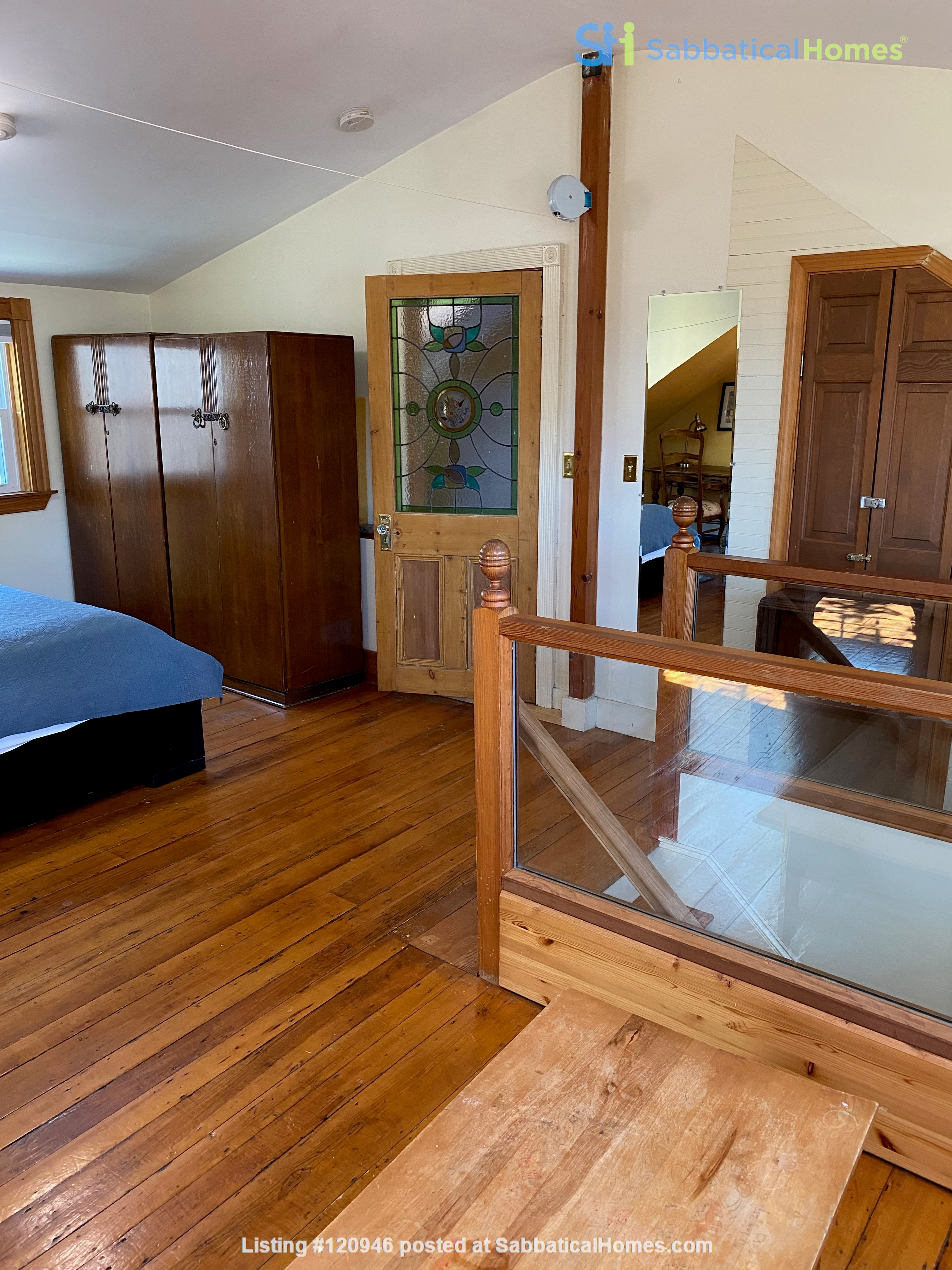 Two bedroom duplex, Harvard, Charles River. Shared private Garden Home Rental in Cambridge, Massachusetts, United States 6