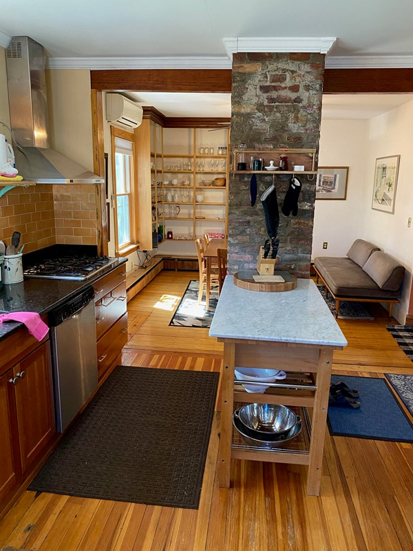 Two bedroom duplex, Harvard, Charles River. Shared private Garden Home Rental in Cambridge 0 - thumbnail