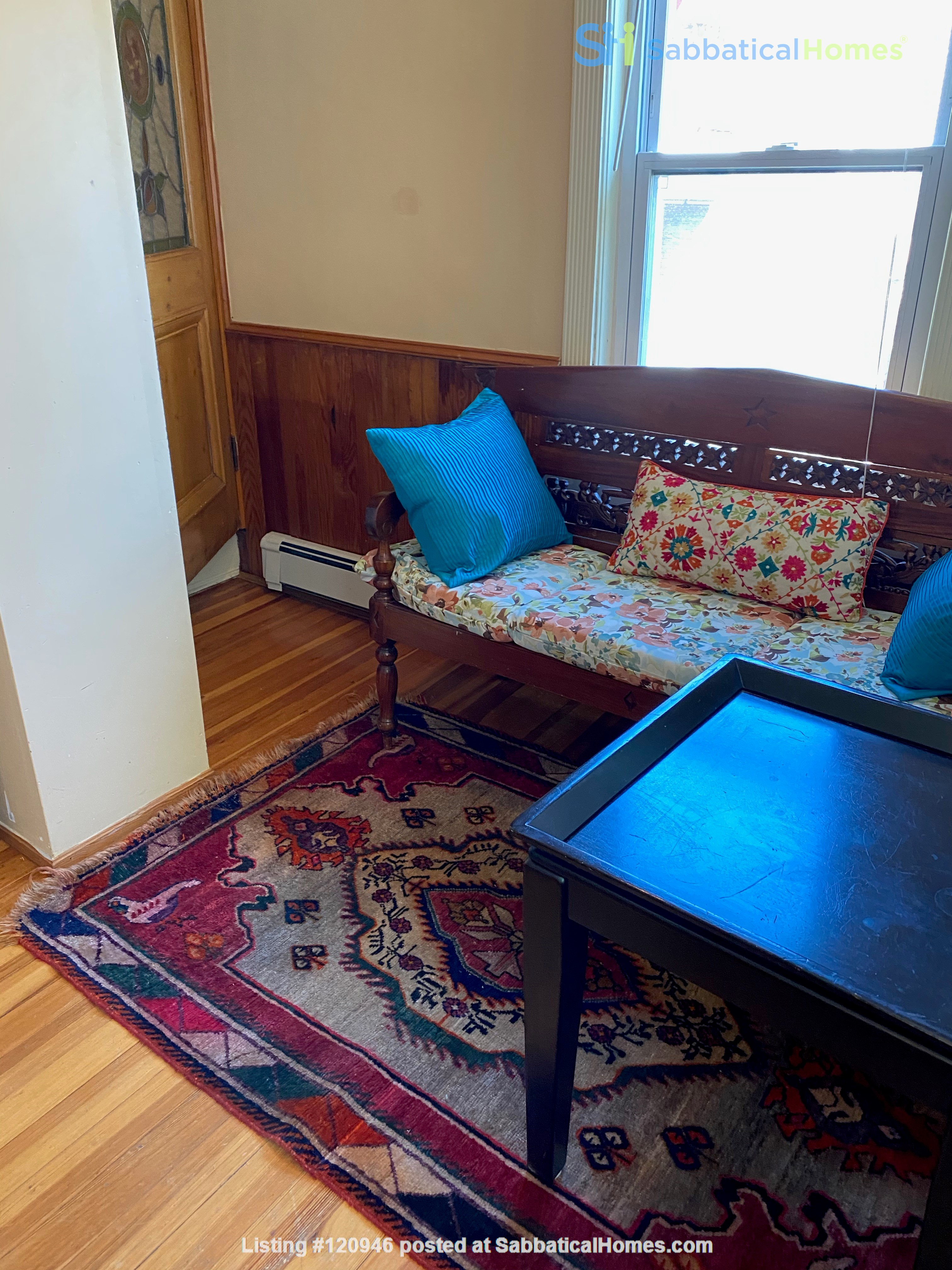 Two bedroom duplex, Harvard, Charles River. Shared private Garden Home Rental in Cambridge, Massachusetts, United States 8