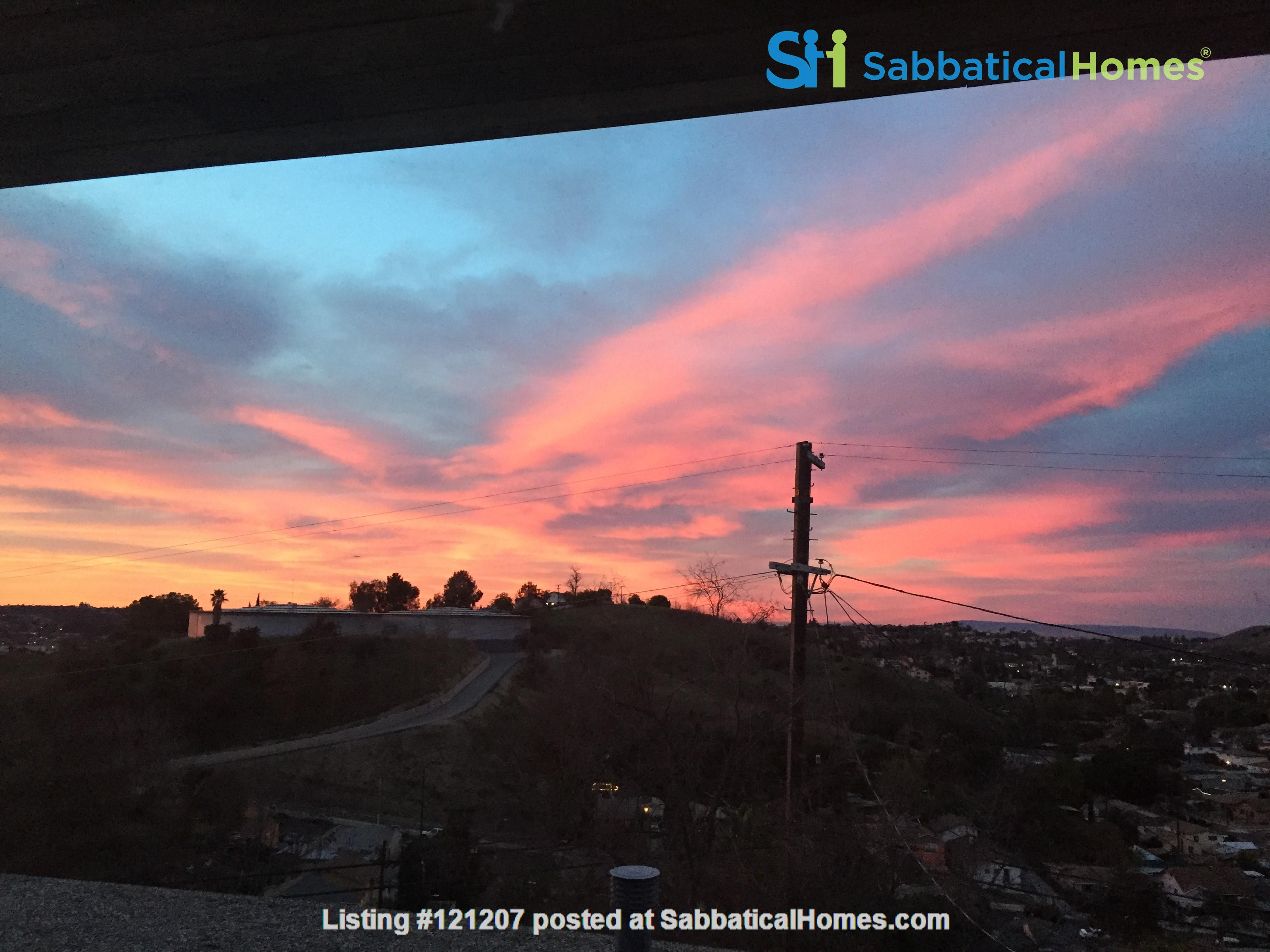 Furnished rooms in South Pasadena hillside home Home Rental in Los Angeles, California, United States 9