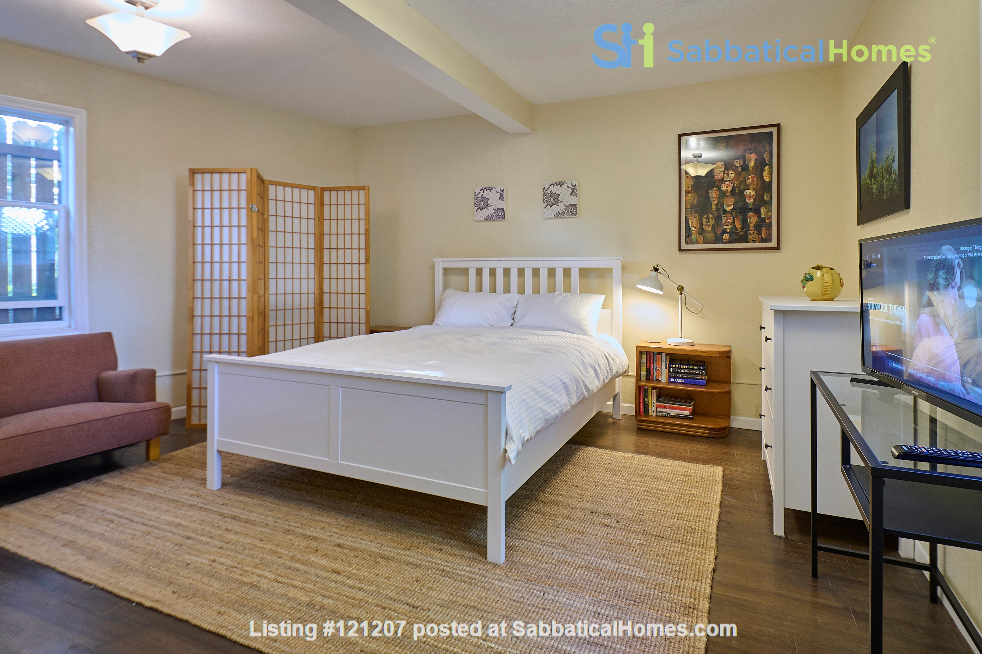 Furnished rooms in South Pasadena hillside home Home Rental in Los Angeles, California, United States 2