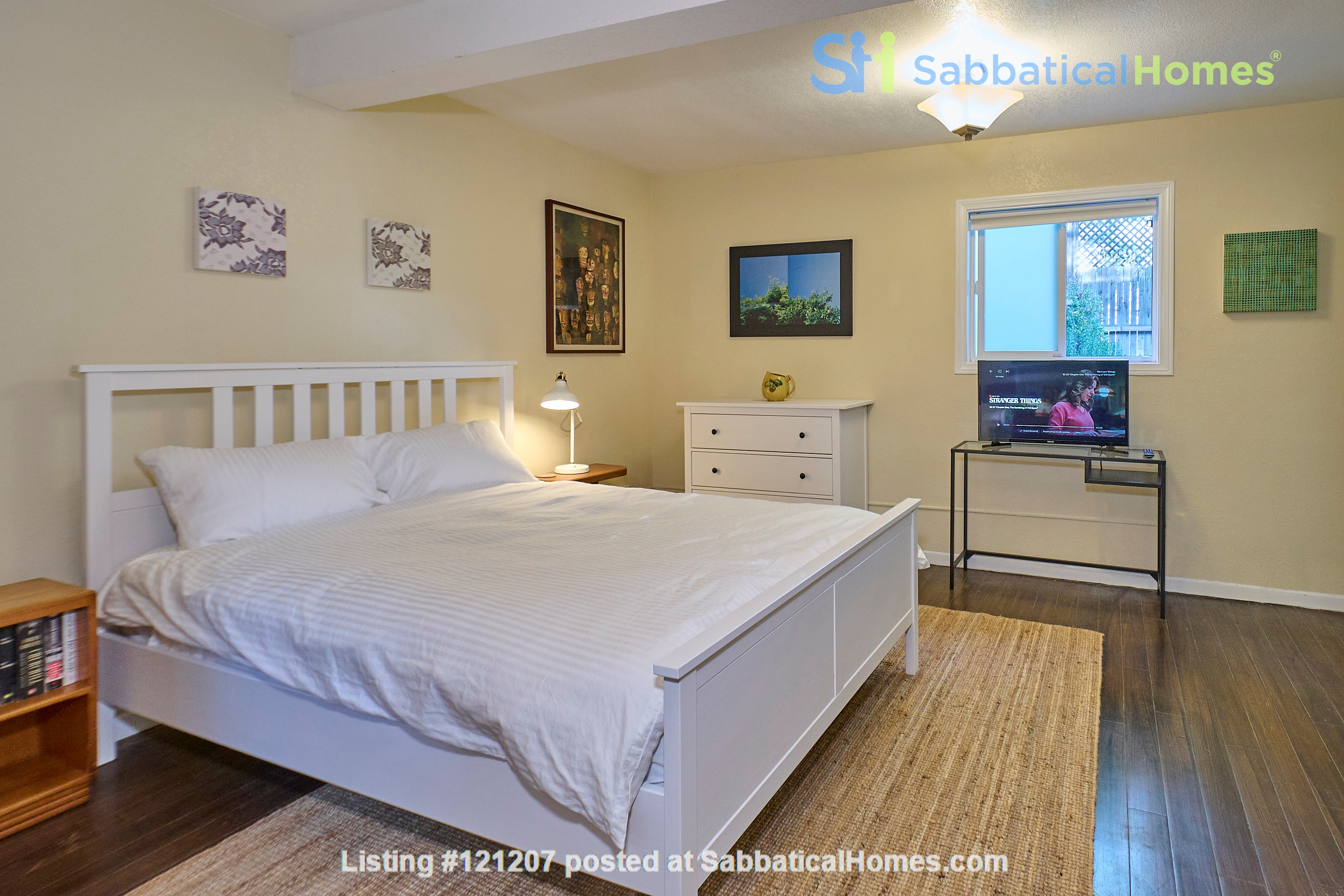 Furnished rooms in South Pasadena hillside home Home Rental in Los Angeles, California, United States 1