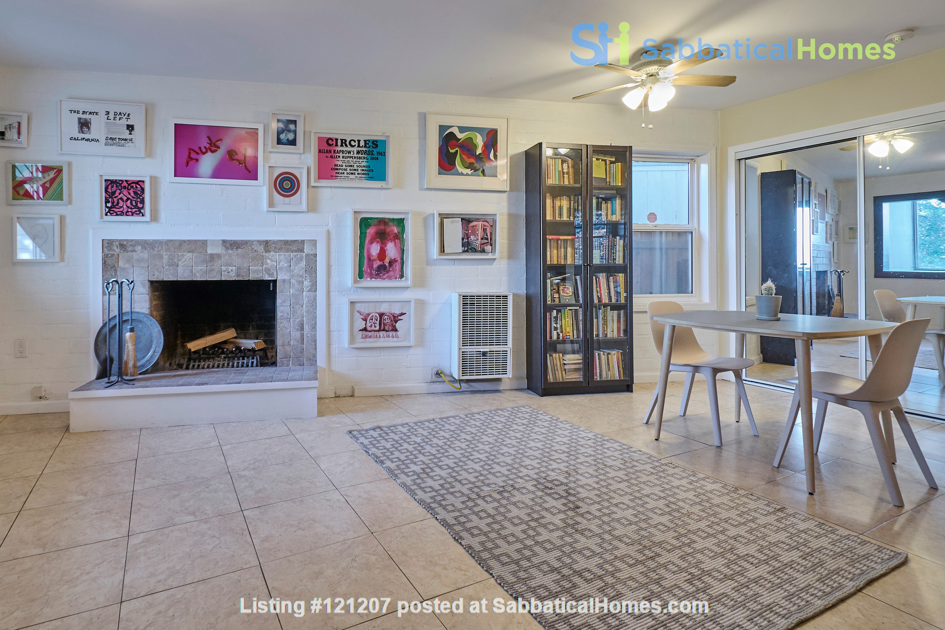 Furnished rooms in South Pasadena hillside home Home Rental in Los Angeles, California, United States 5