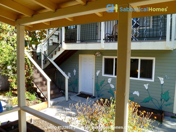U123 Convenient, Lovely 3Bed 1Ba Flat near Ashby BART Home Rental in Berkeley, California, United States 1