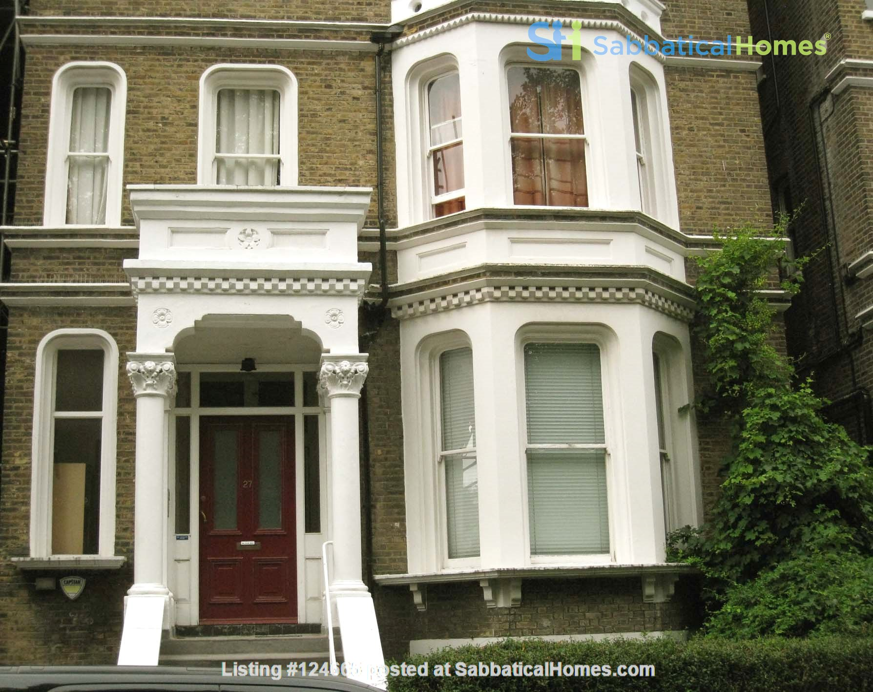 Belsize Park London outstanding  3-bed flat for Long Let Home Rental in Greater London, England, United Kingdom 0