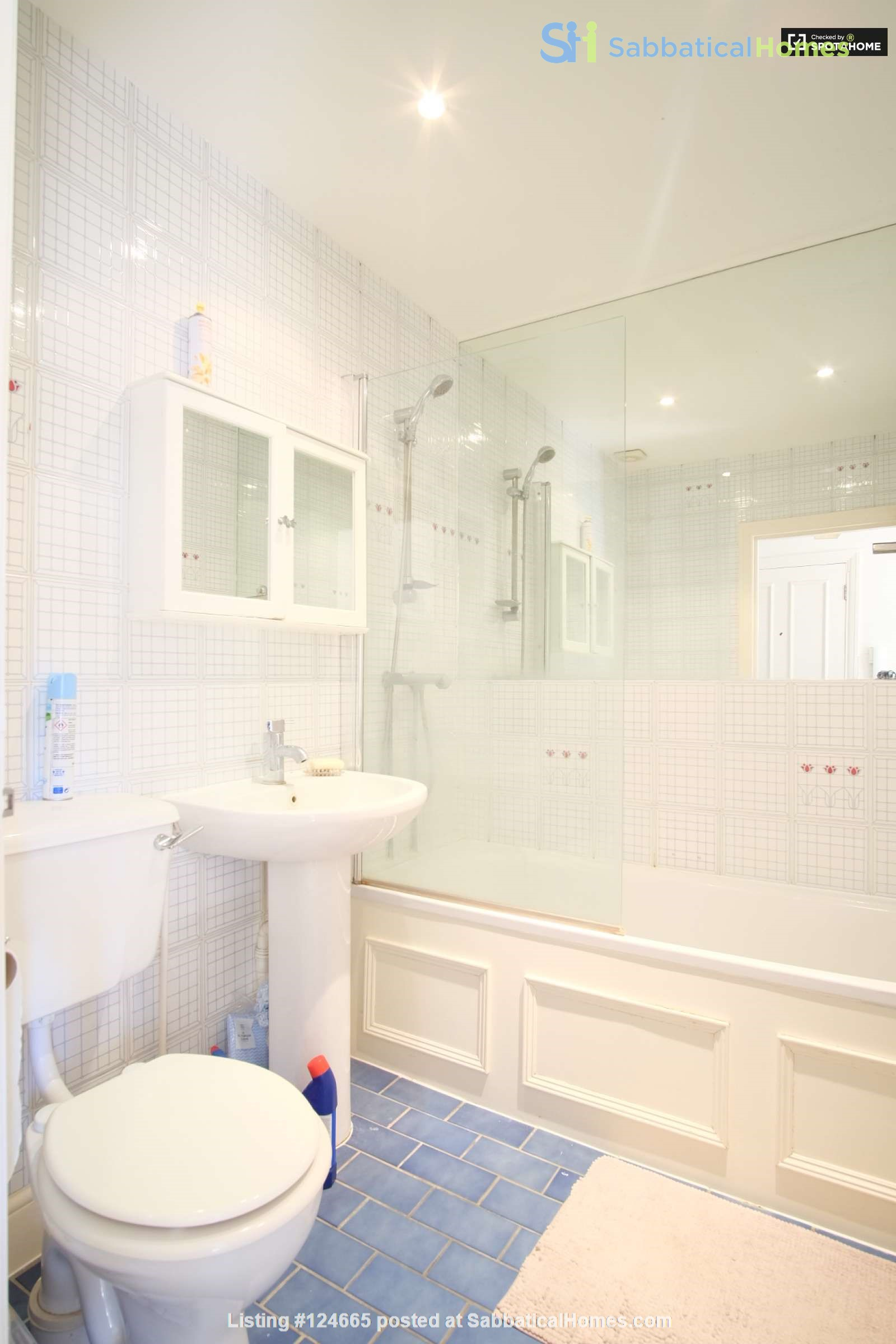 Belsize Park London outstanding  3-bed flat for Long Let Home Rental in Greater London, England, United Kingdom 6