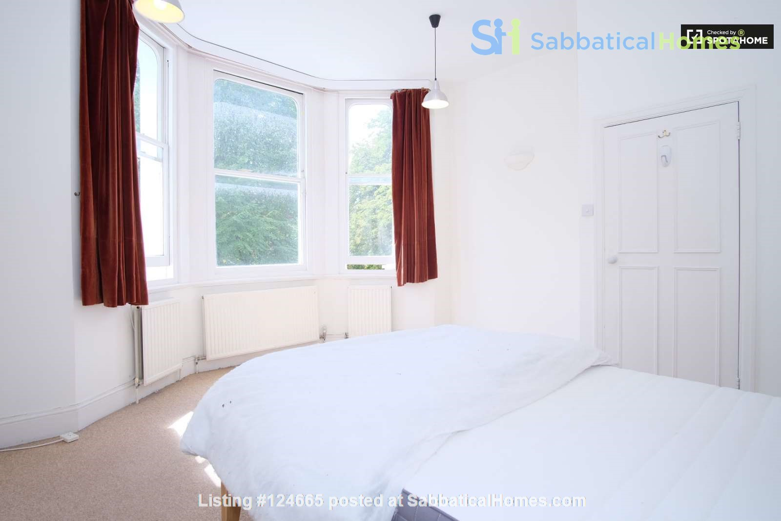 Belsize Park London outstanding  3-bed flat for Long Let Home Rental in Greater London, England, United Kingdom 7