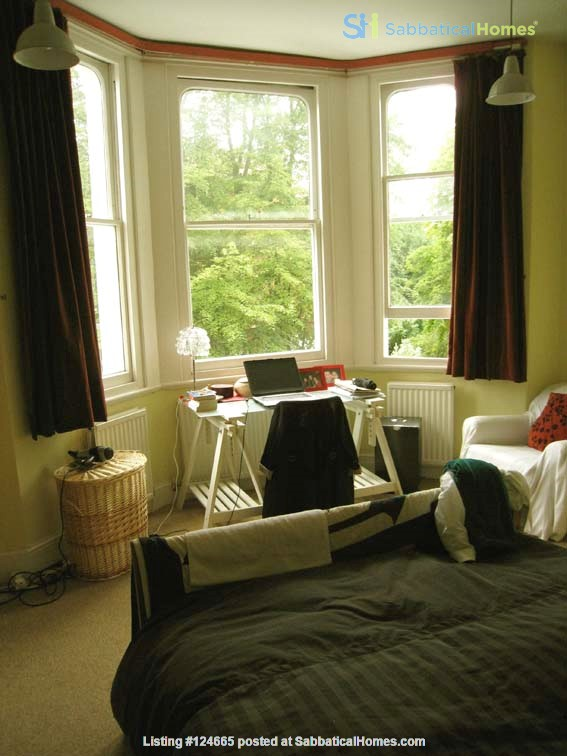 Belsize Park London outstanding  3-bed flat for Long Let Home Rental in Greater London, England, United Kingdom 8