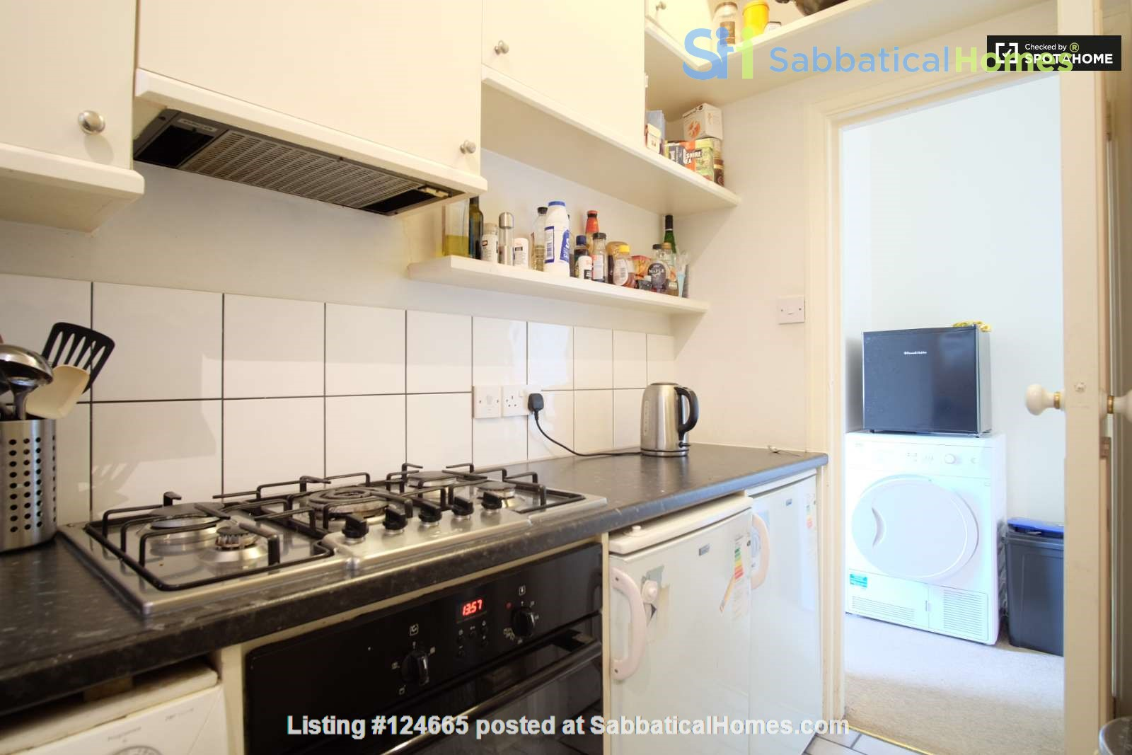 Belsize Park London outstanding  3-bed flat for Long Let Home Rental in Greater London, England, United Kingdom 5