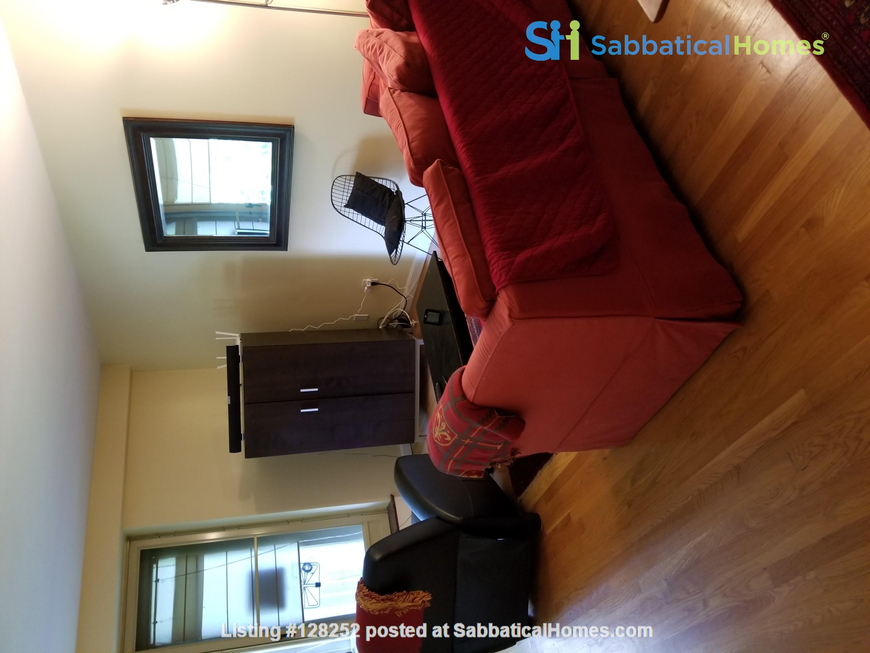 Boston, Beacon Hill Condo in Concierge Building 1 + bedroom Home Rental in Boston, Massachusetts, United States 8