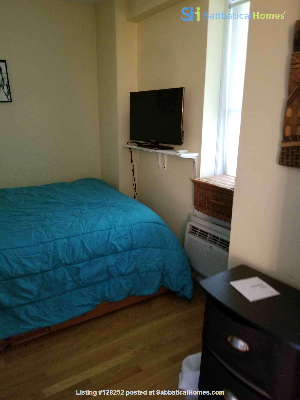 Boston, Beacon Hill Condo in Concierge Building 1 + bedroom Home Rental in Boston, Massachusetts, United States 5