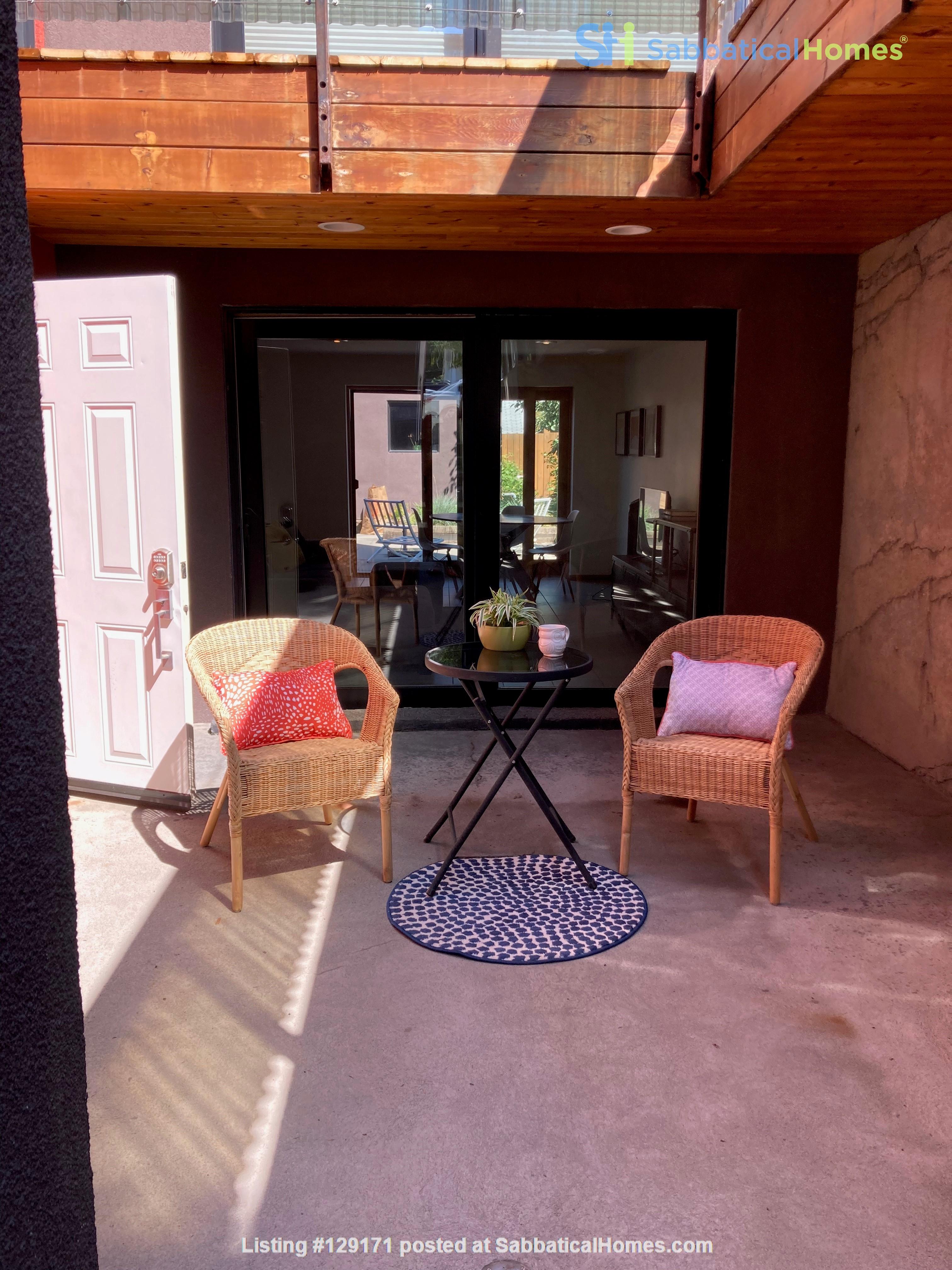 Garden Suite in Architectural Gem in Old Strathcona Home Rental in Edmonton 8
