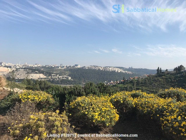 Beautiful house in Mevaseret Zion, 15 min from Jerusalem Home Rental in Mevaseret Zion, Jerusalem District, Israel 1