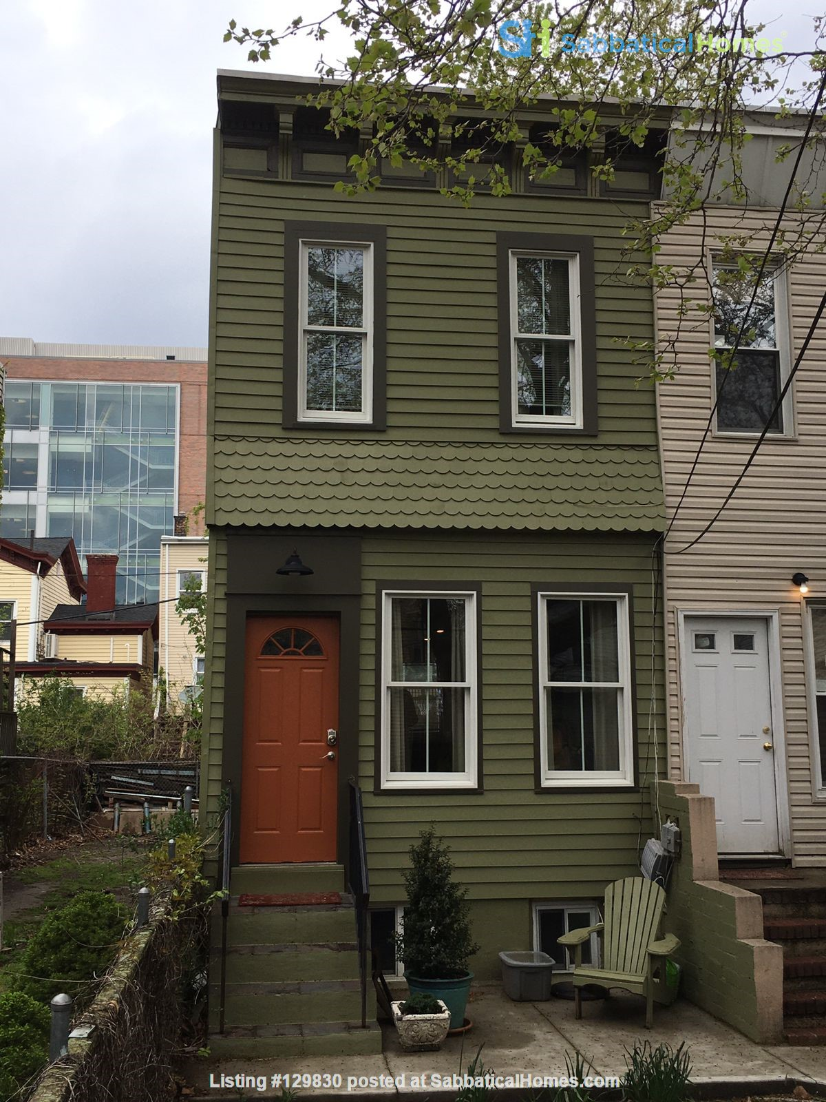 Private Victorian home close to everything Home Rental in Jersey City, New Jersey, United States 0