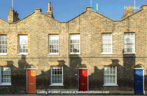 Striking Georgian house & garden in heritage zone, Central London/SouthBank Home Rental in Greater London, England, United Kingdom 8