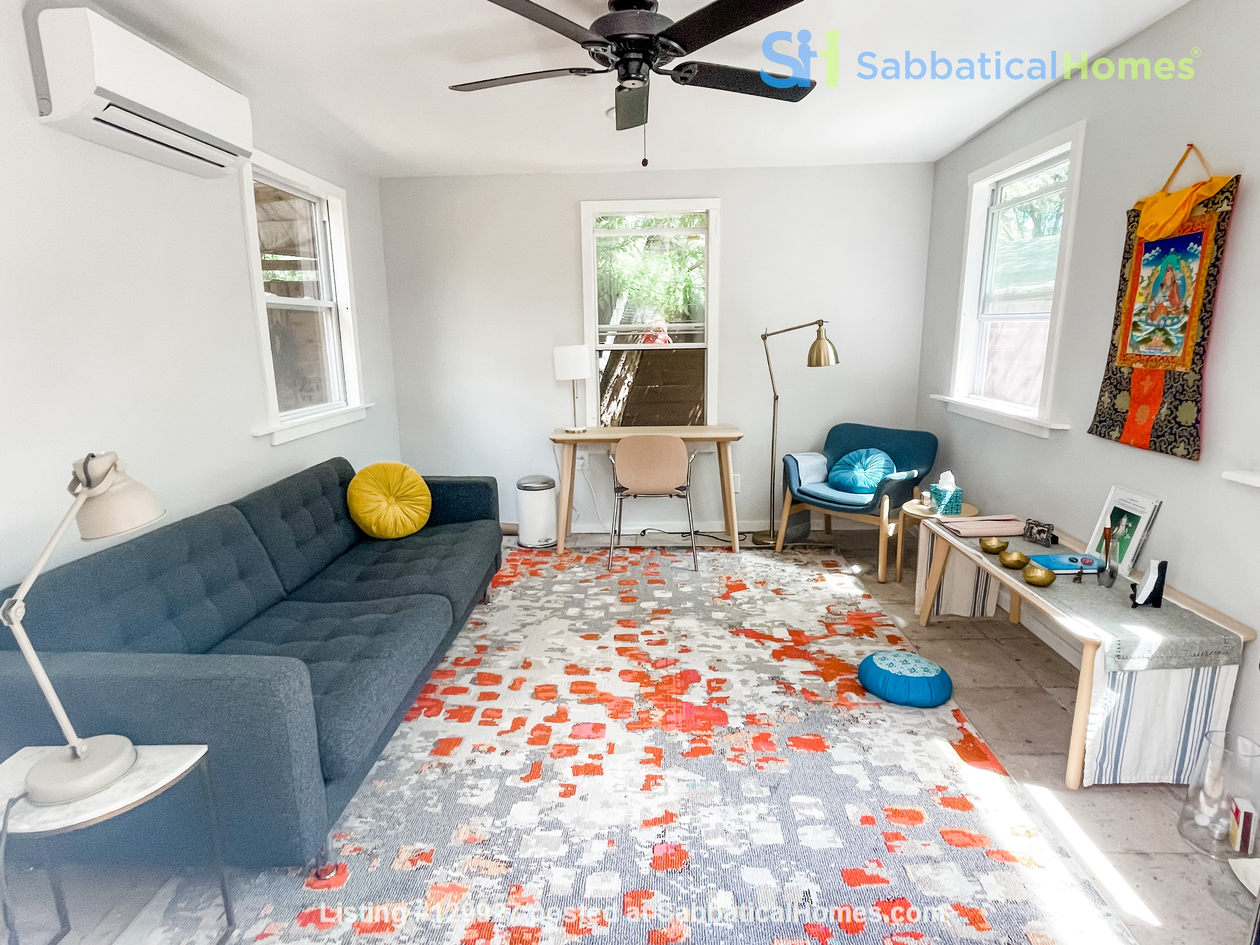 Quiet  S Austin 3bd/2ba + home office, walk to St Eds, 3 miles to UT Home Rental in Austin, Texas, United States 9