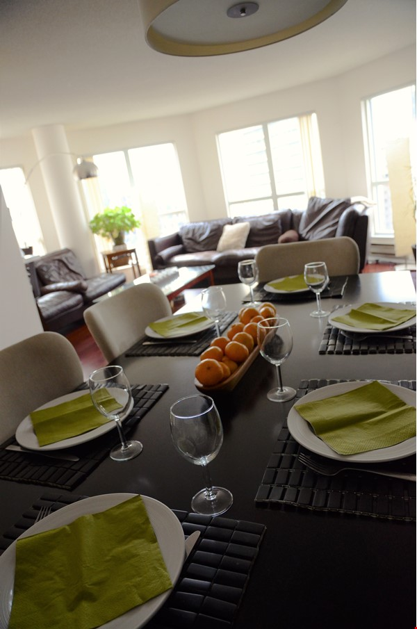 2 bdrm, 2 bthrm furnished condo in the heart of downtown Toronto Home Rental in Toronto 1 - thumbnail
