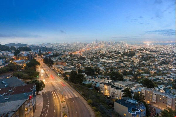 Fantastic Luxury Penthouse Apt, Million Dollar Panoramic Views Home Rental in San Francisco 9 - thumbnail