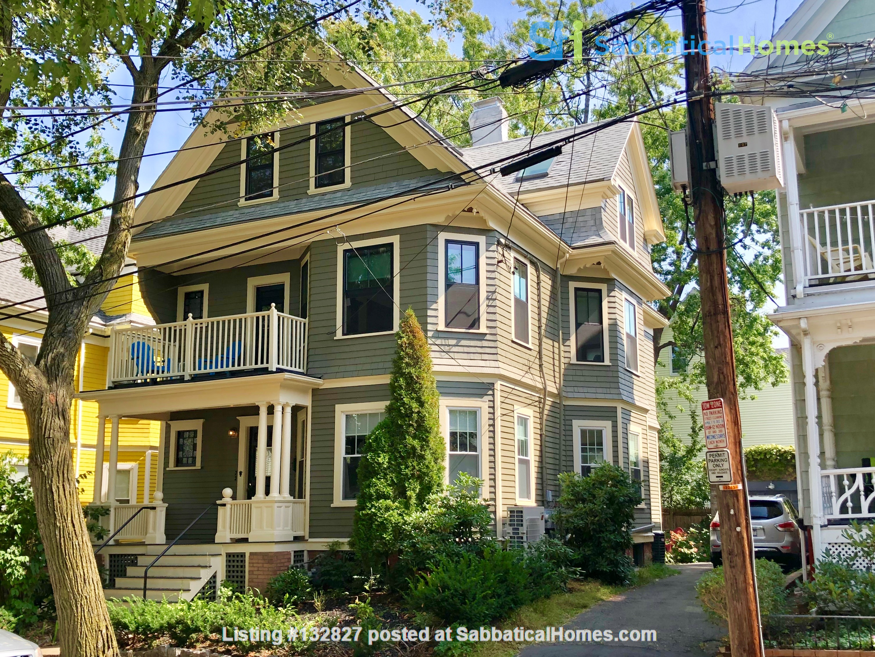 Sweet 2-bed in Porter Sq near Harvard/MIT/Tufts  (Utilities included) Home Rental in Somerville, Massachusetts, United States 9