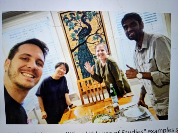 Beehive Faculty/Artist Community, Walk to Georgetown University Home Rental in Washington 2 - thumbnail