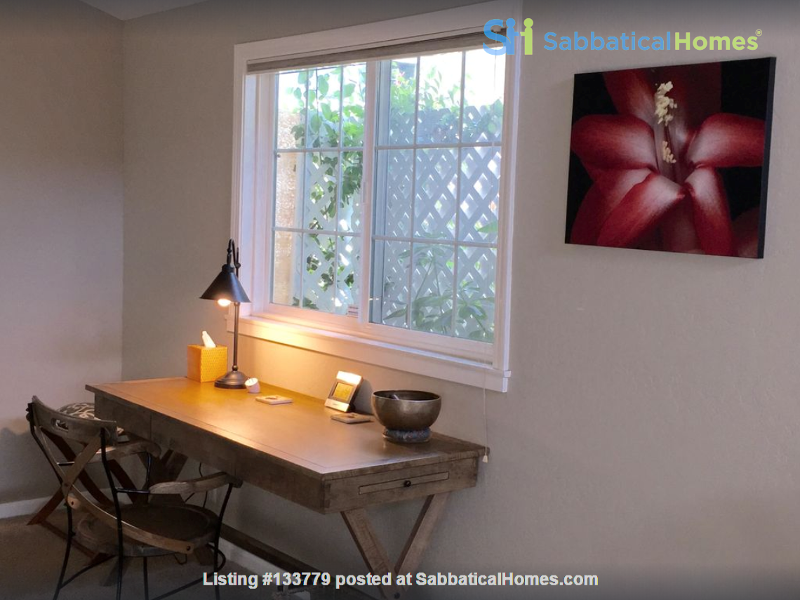 Private and quiet Pleasure Point Oasis - a home away from home Home Rental in Santa Cruz, California, United States 3